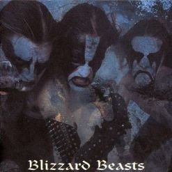 Blizzard Beasts / CD