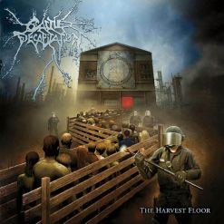 cattle decapitation the harvest floor