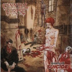 CANNIBAL CORPSE - Gallery Of Suicide / CD