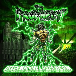 the prophecy 23 green machine laser beam