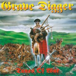grave digger tunes of war cd