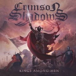 21540 crimson shadows kings among men cd heavy metal