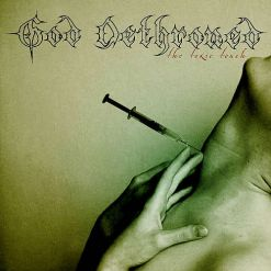 god dethroned the toxic touch cd