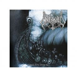 23900 unleashed across the open sea re-issue cd death metal