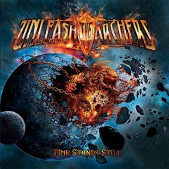 Unleash The Archers - Time Stands Still CD