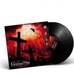 24355 w.a.s.p. golgotha black 2-lp heavy metal