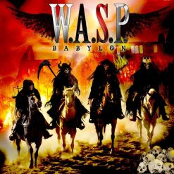 24365 w.a.s.p. babylon cd heavy metal