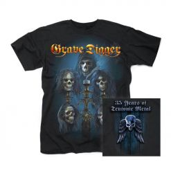 grave digger exhumation the early ears shirt