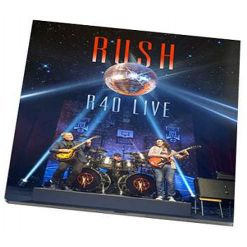 R40 - Live / Digipak 3-CD