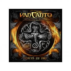 25786 van canto metal vocal musical voices of fire black lp heavy metal