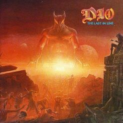 DIO - The Last In Line / CD