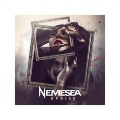 26011 nemesea uprise ltd digipak gothic metal