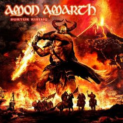 AMON AMARTH - Surtur Rising / CD