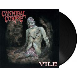 CANNIBAL CORPSE - Vile / BLACK Vinyl