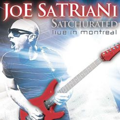 Satchurated - Live In Montreal / 2-CD