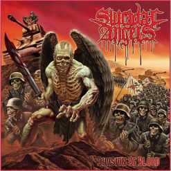 SUICIDAL ANGELS - Division Of Blood CD