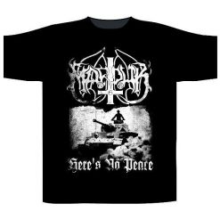 MARDUK - Here's No Peace / T-Shirt
