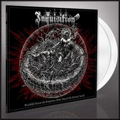 Bloodshed Across The Empyrean Altar Beyond The Celestial Zenith / WHITE 2-LP Gatefold