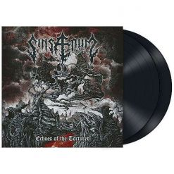 Echoes Of The Tortured / BLACK 2-LP Gatefold