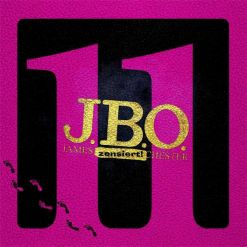 J.B.O. - 11 / Digipak CD+DVD