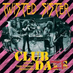 twisted sister club daze volume i cd