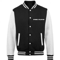 Dark Side Of The Moon Circle Logo / College Jacket