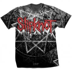 28782 slipknot giant star t-shirt