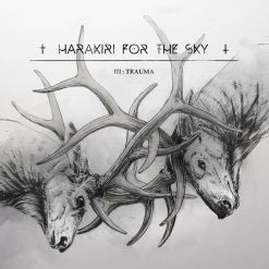 29090 harakiri for the sky III trauma digipak black metal