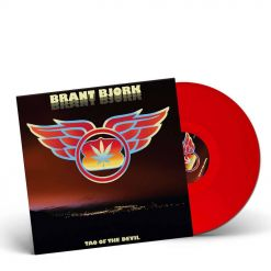 BRANT BJORK - Tao Of The Devil / RED Vinyl Gatefold