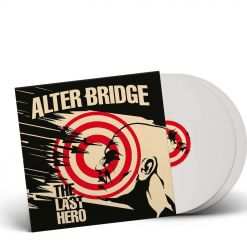 ALTER BRIDGE - The Last Hero / WHITE 2-LP Gatefold