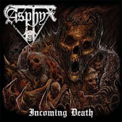 ASPHYX - Incoming Death / Mediabook + DVD
