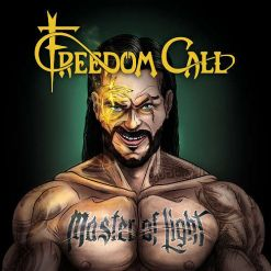 FREEDOM CALL - Master Of Light / Digipak CD