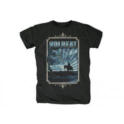 32093 volbeat to the horizon t-shirt