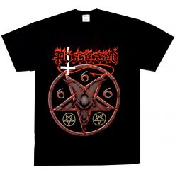 POSSESSED - Goat Head T-Shirt