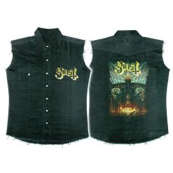 Meliora / SLEEVELESS WORK SHIRT