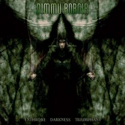 Enthrone Darkness Triumphant / CD - Reloaded