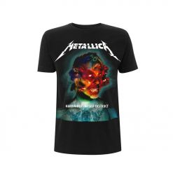 METALLICA - Hardwired Album Cover / T-Shirt