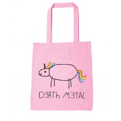 DEATH METAL - Unicorn / Stuff Bag