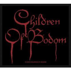 CHILDREN OF BODOM - Blood Logo / Patch