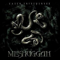 40255 meshuggah catch 33 cd prog metal