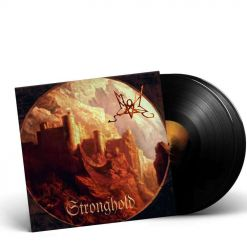 summoning stronghold black vinyl