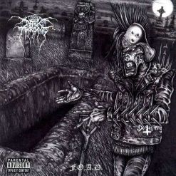 DARKTHRONE - F.O.A.D. / CD