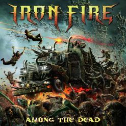 IRON FIRE - Among The Dead / CD
