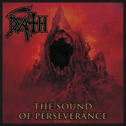 DEATH - Sound Of Perseverance / Patch