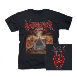 warbringer woe to the vanquished shirt