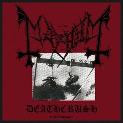 MAYHEM - Deathcrush / Patch