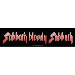 BLACK SABBATH - Sabbath Bloody Sabbath / Super Strip