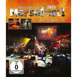 """Morsefest 2015 - """"Sola Scriptural"""" and """"?"""" Live / BLURAY"""