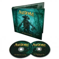 alestorm no grave but the sea mediabook 2 cd