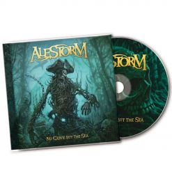 alestorm no grave but the sea cd